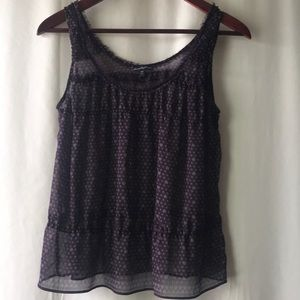 American Eagle Outfitters Sheer Tank